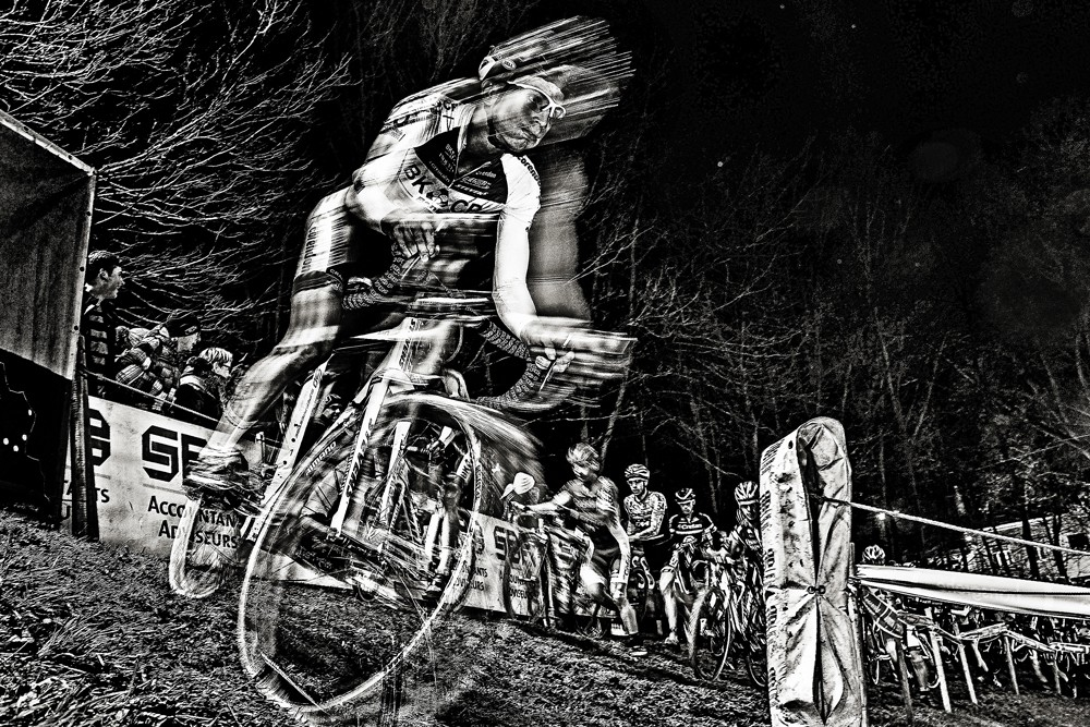 Avondwedstrijd Cyclocross Superprestige Diegem